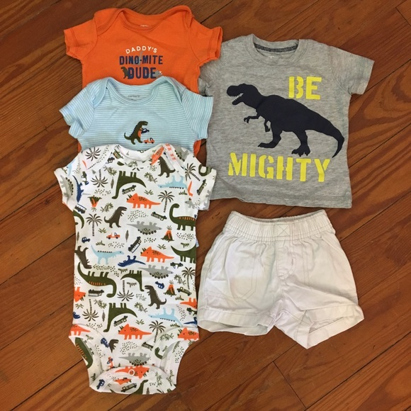 d4f29fb89 Carter's Matching Sets | Carters Baby Boy Summer Short Onesie Tee ...